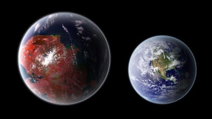 Kepler-442b, Sebuah Planet yang Mempunyai Atmosfer Seperti yang Dimiliki Bumi, Layak Dihuni Manusia?