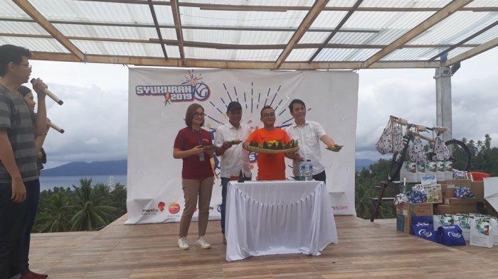 Tribun Manado Jadi Panitia Syukuran Kompas Gramedia Group Regional Sulut di 2020