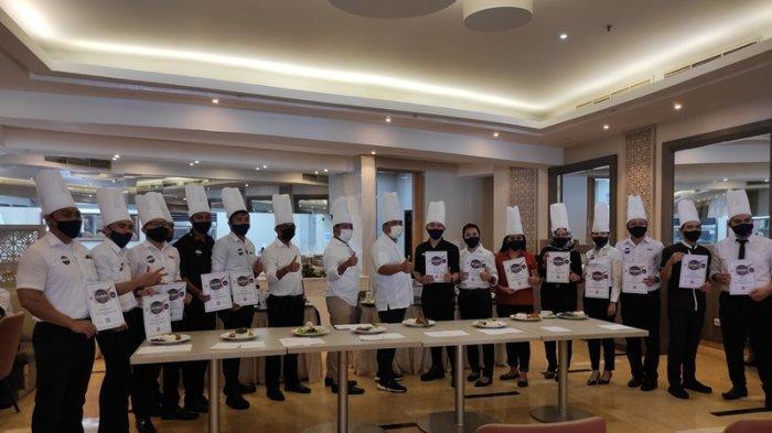 Serunya Archipelago Culinary Competition di Aston Manado Hotel
