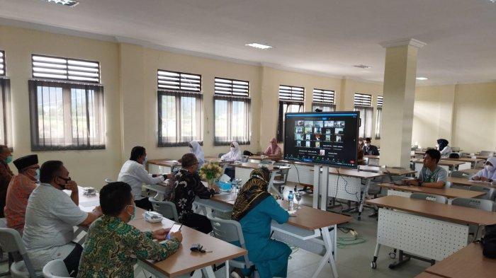 Kompetisi Sains Madrasah Resmi Dibuka, Bolmong Utus 70 Peserta