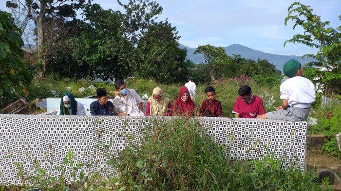 Umat Islam Manado Ziarah ke Kompleks Makam Permaisuri Sultan HB V Kanjeng Ratu Sekar Kedaton