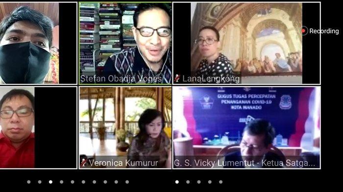 Wali Kota Vicky Lumentut: Masyarakat Harus Sadar Betul Dalam Membantu Pemerintah