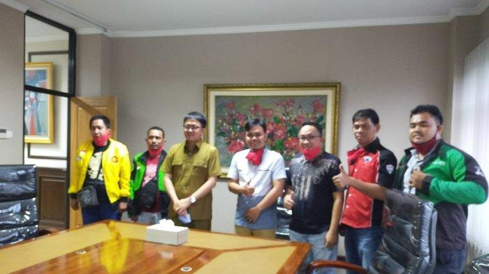Komunitas Driver Online Pilih AARS, Jatuh Hati Usai Bincang Program dengan Andrei Angouw