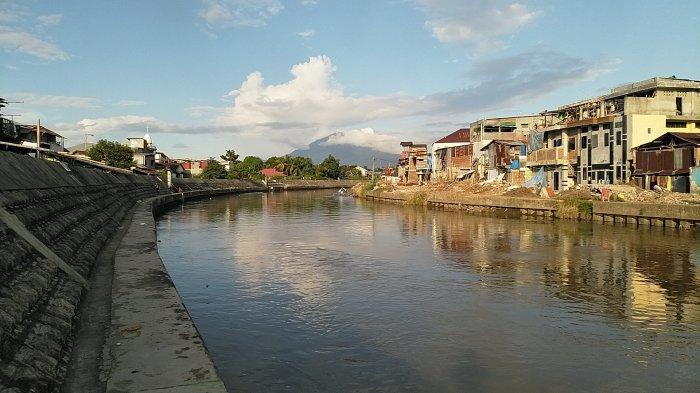 BERITA FOTO: Proyek Normalisasi DAS Tondano di Kota Manado Sulawesi Utara