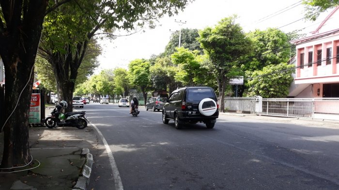 Traffic Upadate - Jalan Ahmad Yani Lancar