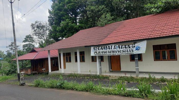 POPULER Sulut -  Rumah Singgah Tomohon Tak Lagi Digunakan | Di Minsel Satu Mobil Kedapatan Pakai Toa