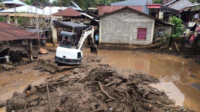 Dokumen Kependudukan Korban Banjir di Mitra Segera Diterbitkan