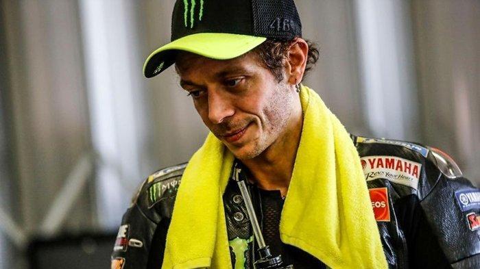 25 Tahun Karier Balap, Valentino Rossi Diujung Penantian untuk Putuskan Pensiun dari MotoGP