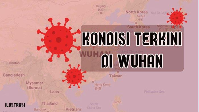 Kondisi terkini di China. Wilayah pertama kali muncul virus corona ini kembali lockdown.
