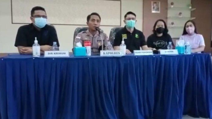 Hasil Autopsi Jenazah Wakil Bupati Sangihe Helmud Hontong, Kabid Humas: Tidak Ditemukan Racun