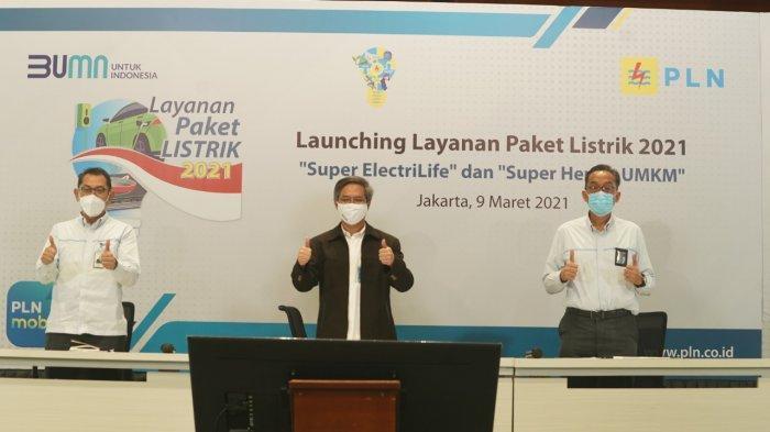 PLN Berikan Harga Tambah Daya Super Hemat bagi Pelanggan Rumah Tangga dan UMKM