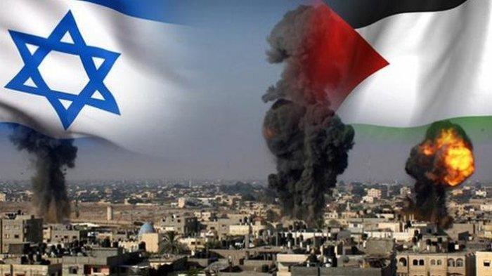 Sepakati Gencatan Senjata, Israel dan Hamas Palestina Akhiri Konflik