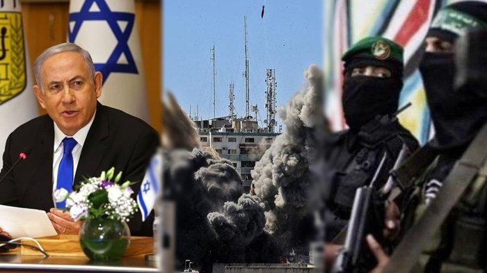 Konflik Israel-Palestina saat Ini, Ada Duel Kepentingan Hamas dan Netanyahu Didalamnya, Untuk Apa?