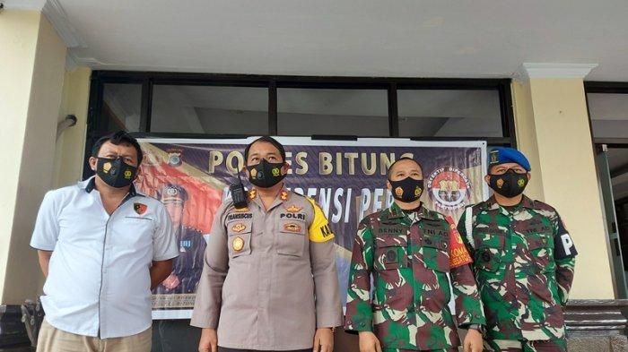 Dandim Bitung Minta Tersangka Penganiaya Anggota TNI Dihukum Berat