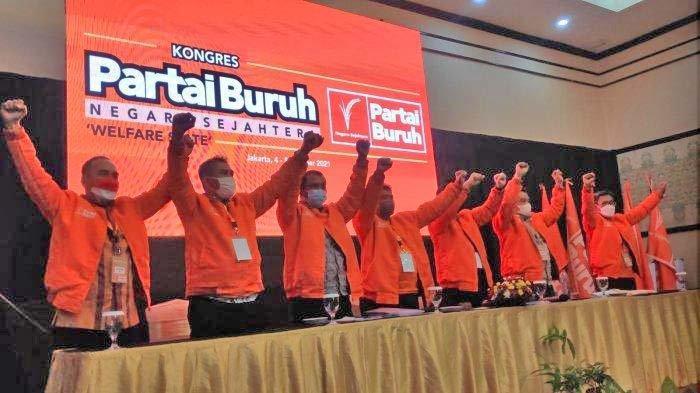 Partai Buruh di Sulut Segera Dibentuk, Pentolan Buruh Lakukan Konsolidasi