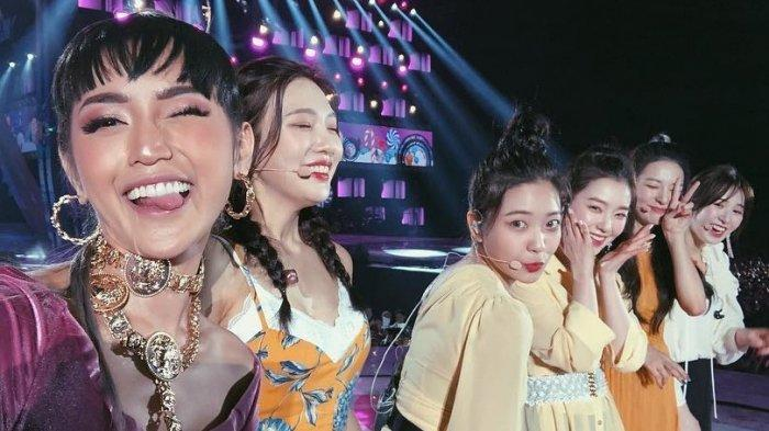Konser Korean Wave 2019 Red Velvet Jadi Ajang Melepas Rindu Para ReVeluv