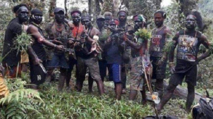 Kontak Senjata KKB dan Aparat TNI-Polri Kembali Pecah, Satu Anggota Polisi Tertembak