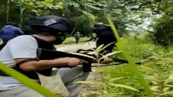 Satu Oknum KNPB Terlibat Pembantaian Pos Koramil Maybrat Ditangkap saat Berada di Kampung