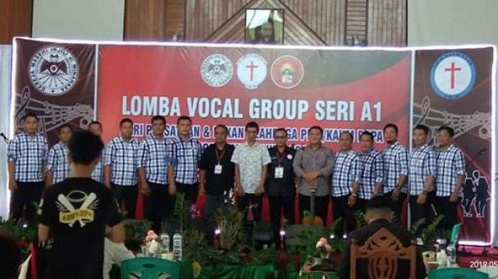 Inilah Best of Ten Vocal Grup PKB Sinode GMIM Seri A1
