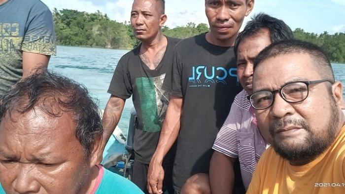 Kisah Kapten Kapal yang Lolos dari Terjangan Badai Siklon Tropis Surigae di Perairan Talaud