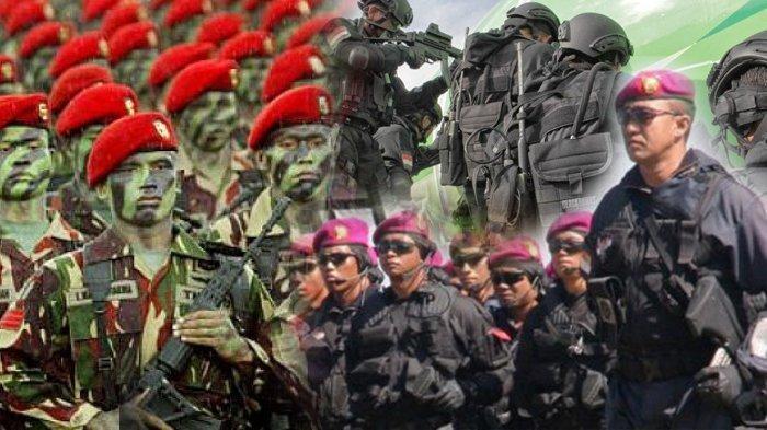 Apa Itu Koopsgabssus TNI, Pasukan Khusus yang Senyap Gempur Teroris MIT Poso