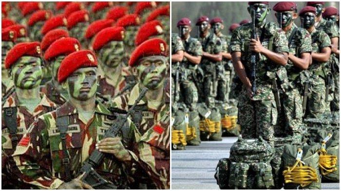 Perbandingan Kekuatan Militer Indonesia dan Malaysia 2020: Jumlah Tentara hingga Peralatan Tempur
