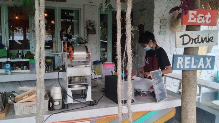 Kopi Singgah Amurang, Kafe Milenial Milik Fero Walandow
