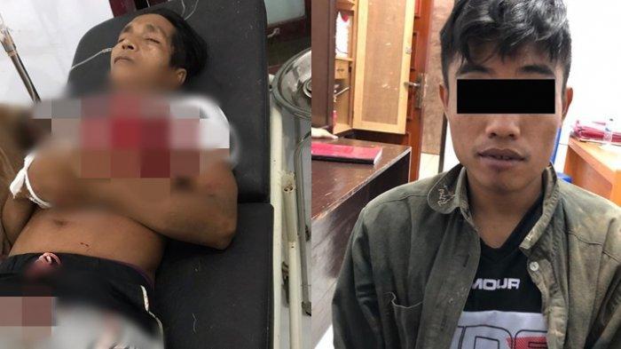 Polres Pohuwato Tangkap Pelaku Pembunuhan diDesa Molosipat