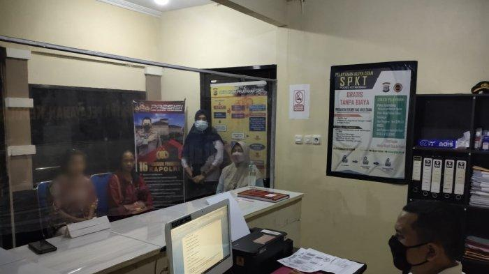 Tak Kuat, Korban Asusila Ayah Kandung di Bolmong Mengadu Lewat Medsos