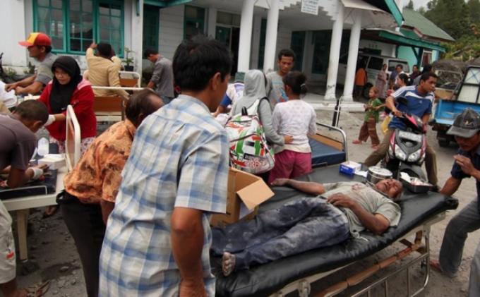 Gempa Bumi Tadi Malam, Tembok Rumah Sakit Retak, Pasien Dievakuasi, Ini Lokasi dan Magnitudo Gempa