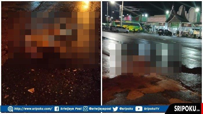 Kecelakaan Maut, Pejalan Kaki Tewas Disambar Mobil L300, Jasad Korban Remuk, Ini Identitasnya