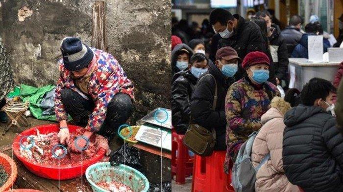 Korban Virus Corona di China bertambah.
