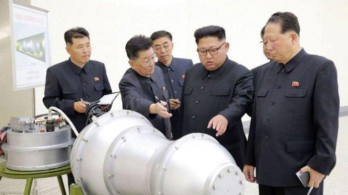 Donald Trump: Lelaki Pembuat Roket (Kim Jong-Un) Itu Melakukan Misi Bunuh Diri