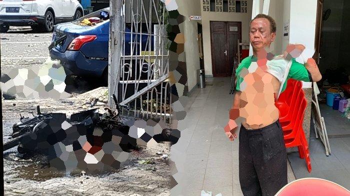 Masih Ingat Cosmos? Satpam Gereja Katedral Makassar, Halangi Pelaku Bom Bunuh Diri Masuk Gereja