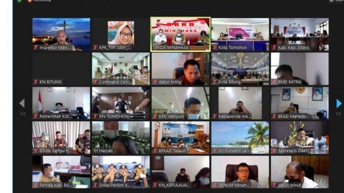KPK Bahas Aset Bermasalah dan Optimalisasi Pajak di Sulut