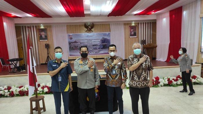 60 Persen Polisi di Sulut Belum Punya Rumah Pribadi, Polda Gandeng BRI Beri Fasilitas KPR Subsidi