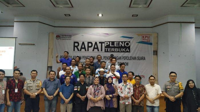 KPU Bolmong Ungkapkan Terima Kasih kepada Seluruh Masyarakat