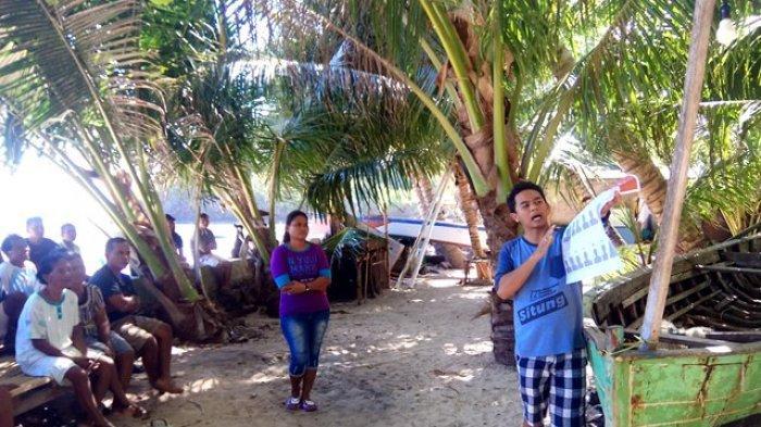 KPU Sitaro Jangkau Pemilih di Kepulauan Sitaro