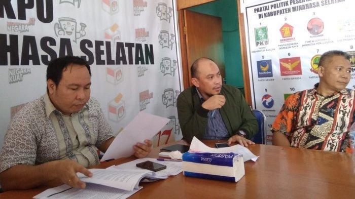 KPUD Minsel Siap Gelar PSU di 5 TPS