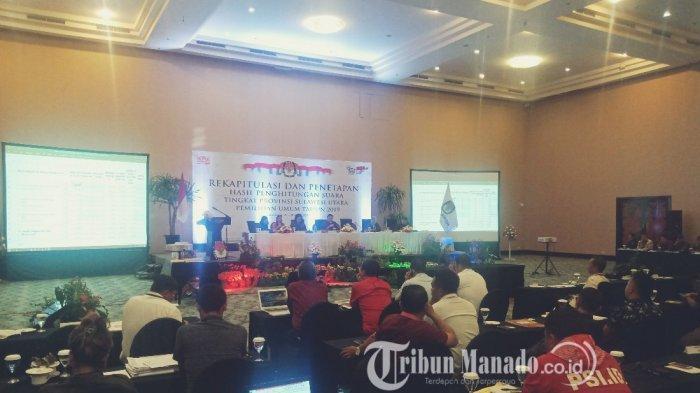 Daftar Perolehan Suara CalegDPRD Sulut di Bitung, Hengky Honandar Paling 'Sakti'