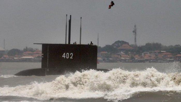 Mantan Jenderal Marinir Bongkar Kenapa KRI Nanggala-402 Belum Ditemukan: Aktif Saja Sulit Dideteksi