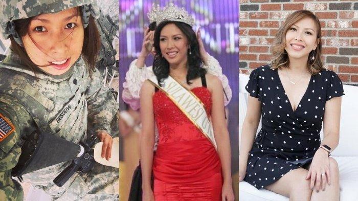 Masih Ingat Kristania Besouw, Miss Indonesia yang Jadi Tentara AS? Potret Terbarunya, Makin Cantik!