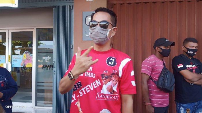 Mantan Suami Tetty Paruntu, Decky Palinggi Dukung Olly Dondokambey-Steven Kandouw di Pilgub 2020