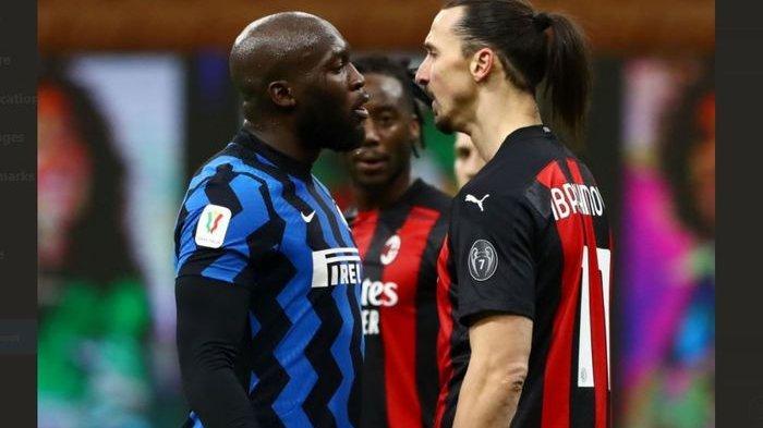Jadwal Serie A Liga Italia Pekan ke-24, Lukaku Pemuncak Top Skor Salip Ronaldo, Inter Milan vs Genoa