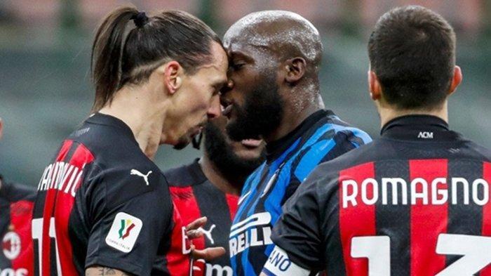 Laga AC Milan Vs Inter Milan JadiPertaruhan Arah Jalur Perebutan Scudetto Musim Ini