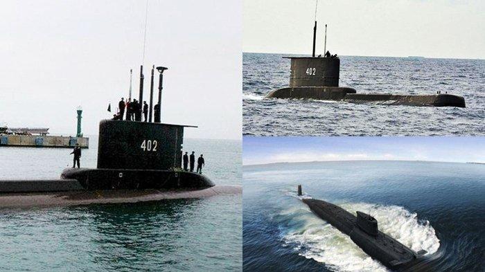 KSAL Pastikan Tenggelamnya Kapal Selam KRI Nanggala 402 Bukan Human Error