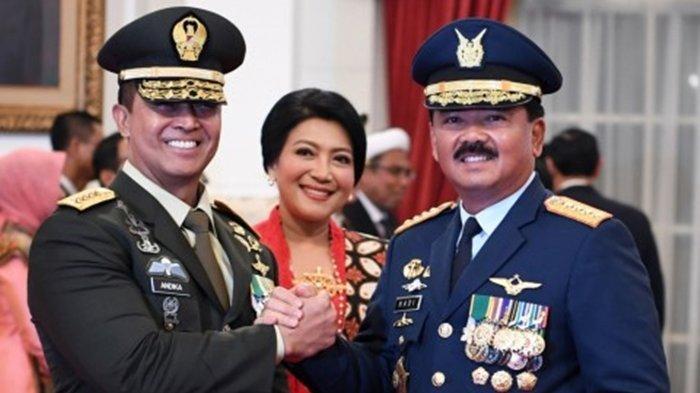 Profil KSAD Jenderal Andika Perkasa, Calon Panglima TNI, Pernah Menjabat Komandan Paspampres Jokowi