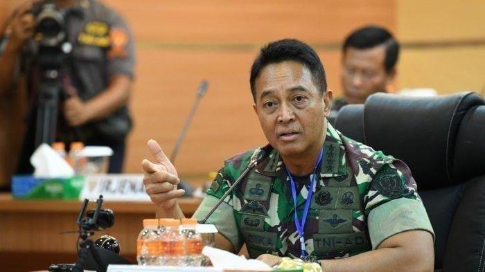 Jenderal Andika Perkasa Jadi Komisaris Utama PT Pindad, Ini 10 Perwira TNI Rangkap Jabatan Sipil