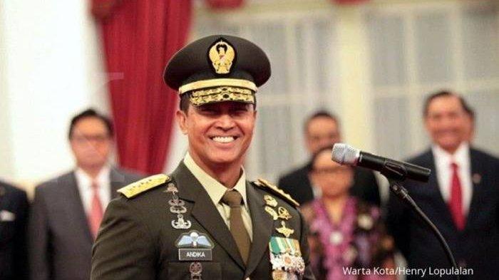 Peluang Jenderal Andika Didaulat Jadi Panglima TNI Menipis? Ini Kata Pengamat