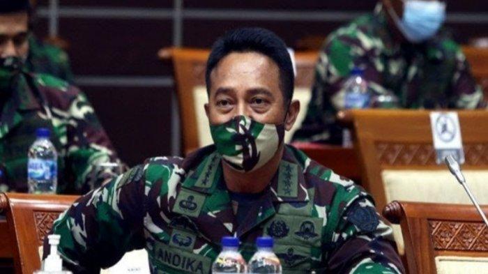 KSAD Jenderal Andika Perkasa Tindak Tegas Anak Buahnya yang Curi Anggaran TNI AD: Langsung Dipidana